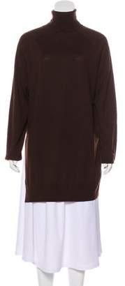 Dries Van Noten Long Sleeve Wool Sweater