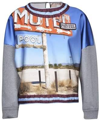 N°21 N.21 Printed Sweatshirt