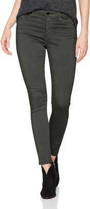 AG Adriano Goldschmied Women's The Farrah Skinny Ankle Super Stretch Sateen