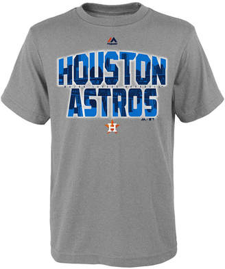 Majestic Houston Astros Spark T-Shirt, Big Boys (8-20)