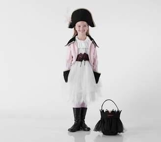 Pottery Barn Kids Over The Top Girl Pirate Costume : 4-6y : : : ( 427900 )