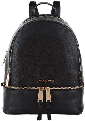 MICHAEL Michael Kors Medium Leather Rhea Backpack