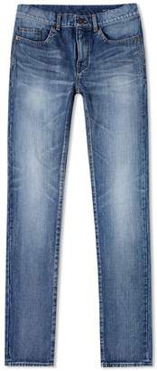 Saint Laurent Low Rise Skinny Jean