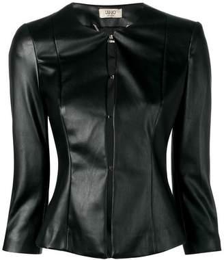 Liu Jo faux leather jacket