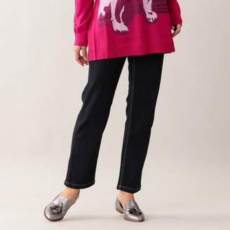 Evex by Krizia (エヴェックス バイ クリツィア) - エヴェックス バイ クリツィア 【L】【ウォッシャブル】ストレッチデニムパンツ(evex jeans)