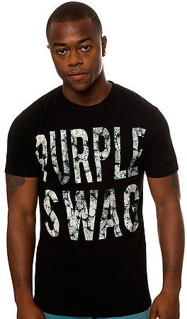 Asap Rocky The Purple Swag Tee