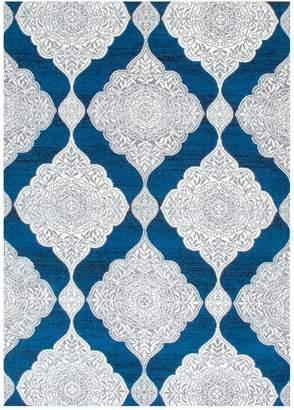 nuLoom Merideth Rug - Blue