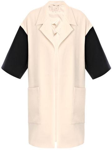 Roksanda Ilincic Swing crepe coat