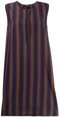 Woolrich striped short dress