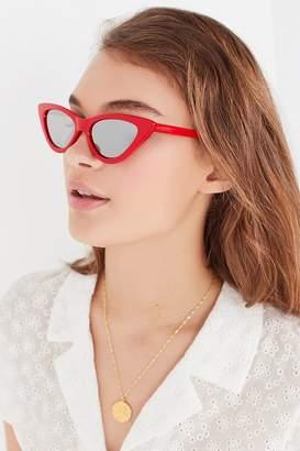 Urban Outfitters Lolita Slim Cat Eye Sunglasses