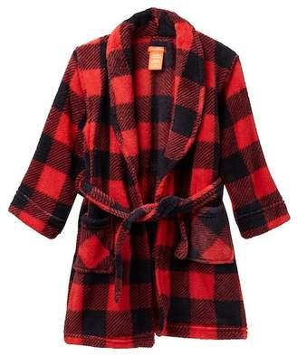 Joe Fresh Plush Robe (Toddler & Little Boys)