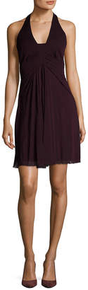 Karen Millen Wrapped Draped Jersey Dress
