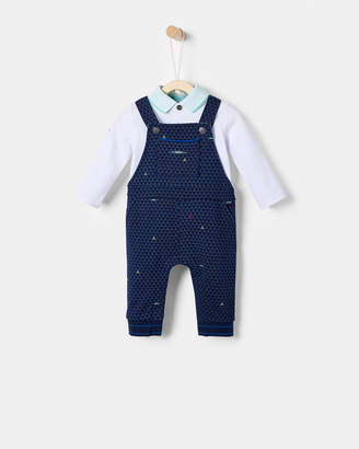 Ted Baker ELIAZ 1088087 DUNGAREE LS POLO