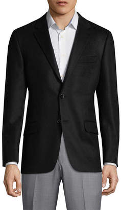 Hickey Freeman Cashmere Notch Lapel Sportcoat