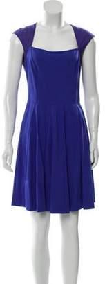 Erin Fetherston Sleeveless Mini Dress blue Sleeveless Mini Dress