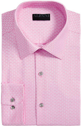 Alfani Men Slim-Fit AlfaTech Dobby Shirt