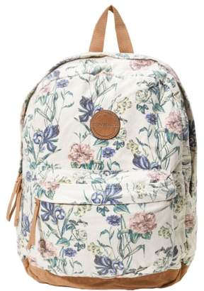 O'Neill Shoreline Floral Print Backpack