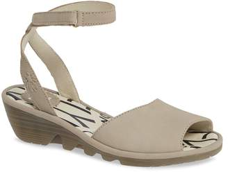 Fly London Pato Wedge Sandal