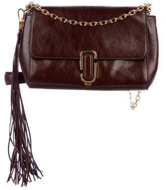 Marc by Marc Jacobs J Marc Leather Shoulder Bag