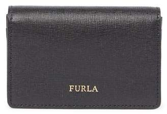 Furla Classic Leather Business Card Case