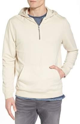 AG Jeans Lyle Slim Fit Quarter Zip Hoodie