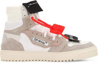 Off-White Off Court High Top Sneakers