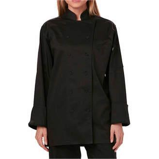 Dickies Womens Long Sleeve Chef Coat