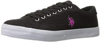 U.S. Polo Assn. Women's Women's Cherish-d Fashion Sneaker