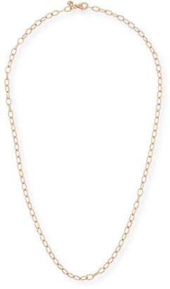 Kismet by Milka 14k Circle Chain Necklace