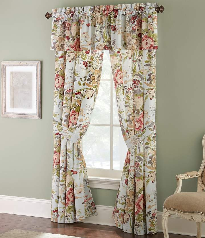 Lorraine Floral Window Treatments