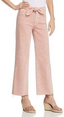 Paige Nellie Wide-Leg Jeans in Vintage California Rose