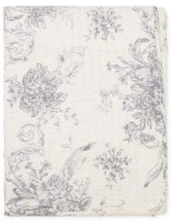 Melange Home Floral Cotton Duvet