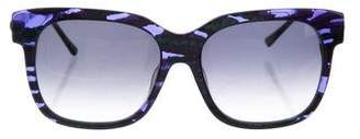 Thierry Lasry Rapsody Marbled Sunglasses