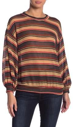 Lush Stripe Sweater