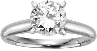 Kohl's Round-Cut IGL Certified Diamond Solitaire Engagement Ring in 14k White Gold (1 1/2 ct. T.W.)