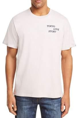 Rag & Bone Tokyo Love Story Crewneck Tee