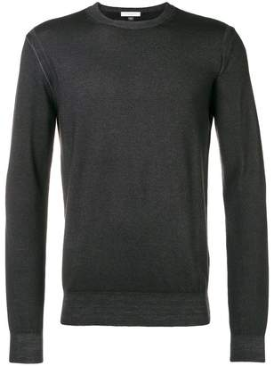 Paolo Pecora long-sleeve fitted sweater