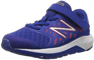 New Balance Girls' Urge V2 Hook and Loop Road Running Shoe