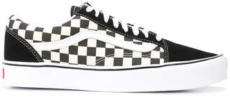 Vans Old Skool checkerboard sneakers