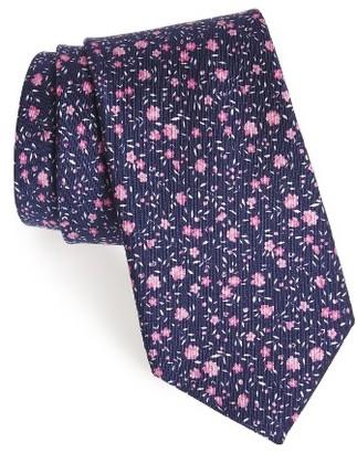 Men's Bonobos Paloma Floral Silk Tie $98 thestylecure.com