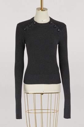 Etoile Isabel Marant Koyle cotton and wool sweater