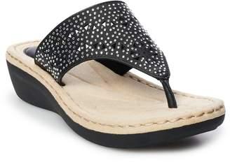 Croft & Barrow Chainmail Women's Sandals