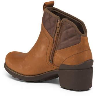 Leather Waterproof Full Grain Boots