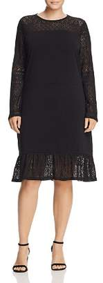 MICHAEL Michael Kors Lace Inset Dress