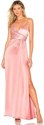 Jill Stuart Side Draped Gown