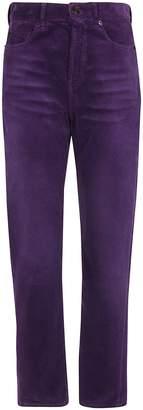 Saint Laurent Corduroy Trousers