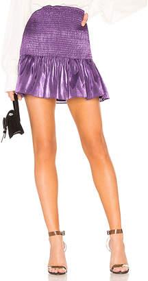 Lovers + Friends Allie Mini Skirt