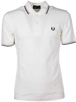 Fred Perry Embroidered Logo Polo Shirt