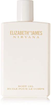 Elizabeth and James Nirvana - Nirvana White Body Oil - Peony, Muguet & Tender Musk, 100ml