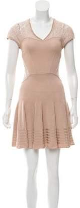Lil Pour L'Autre Barbie Mini Dress